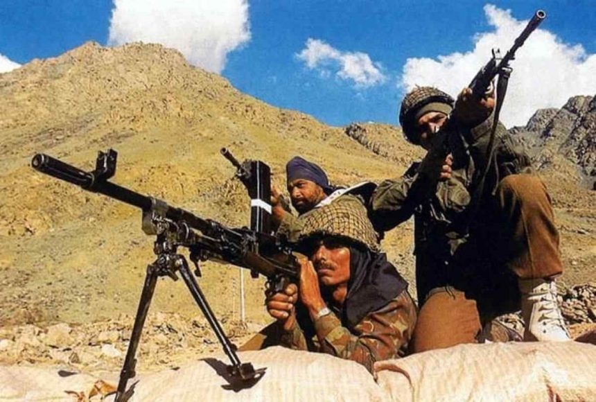 Kargil war between India and Pakistan was discussed!
